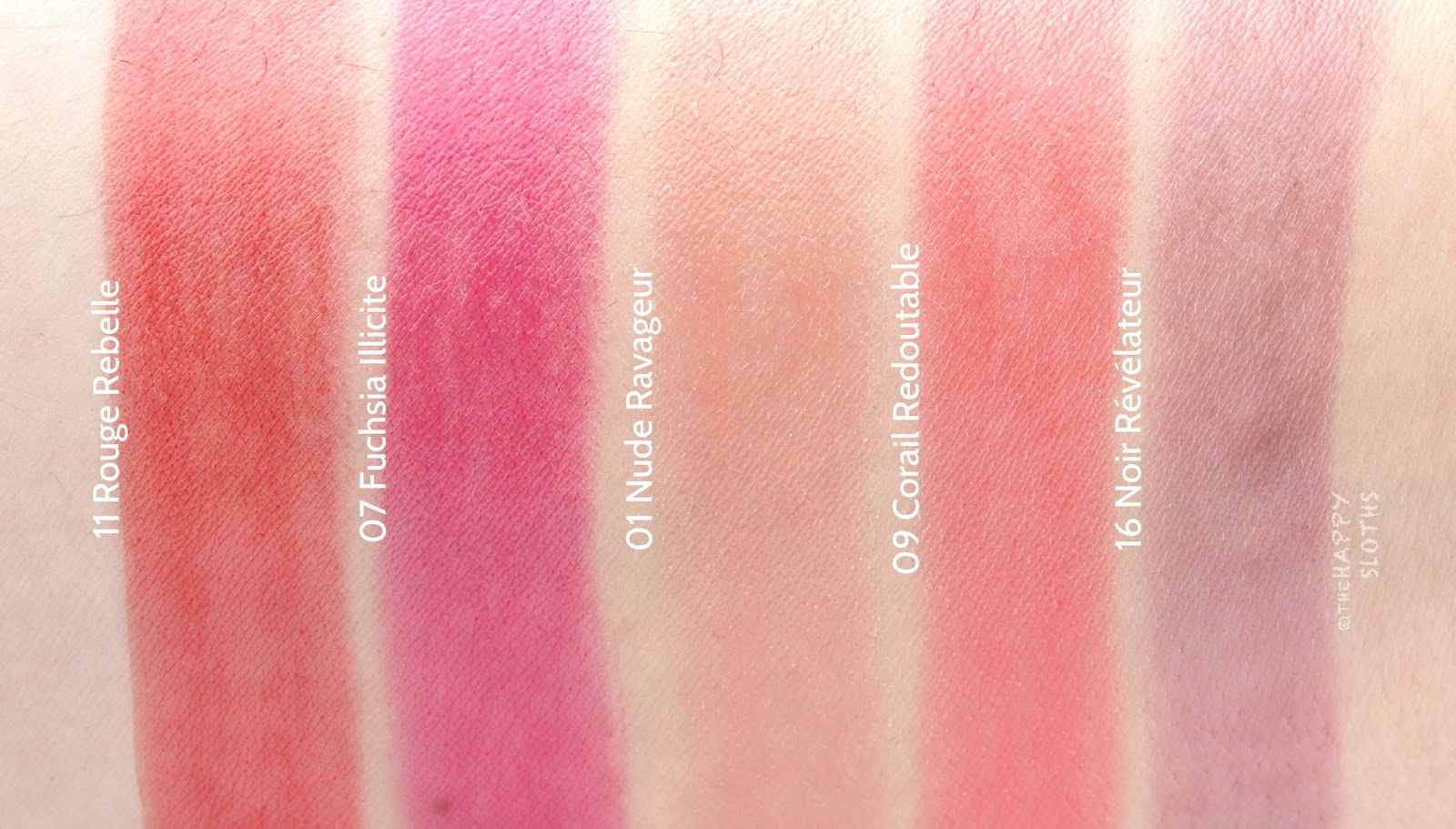 Givenchy Rouge Interdit Vinyl Color Enhancing Lipstick: Review and Swatches