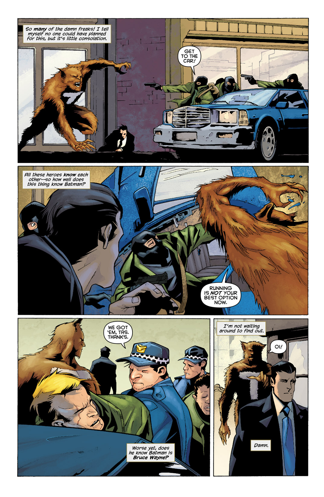 Detective Comics (1937) 852 Page 17