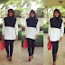 Stephanie Linus steps out in style