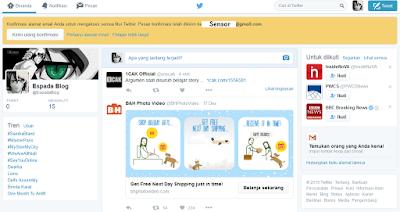 Cara Daftar dan Membuat Akun Twitter Terbaru 10