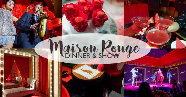 Maison Rouge Dubai blog review