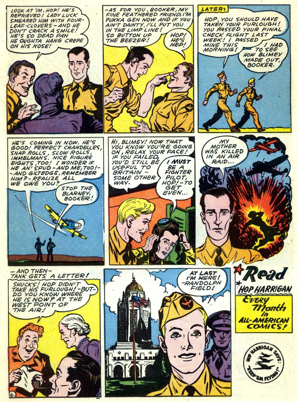 Read online All-American Comics (1939) comic -  Issue #40 - 32