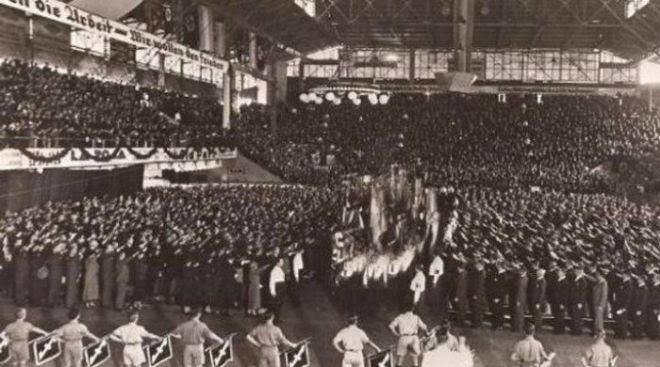 Nazis en Luna Park