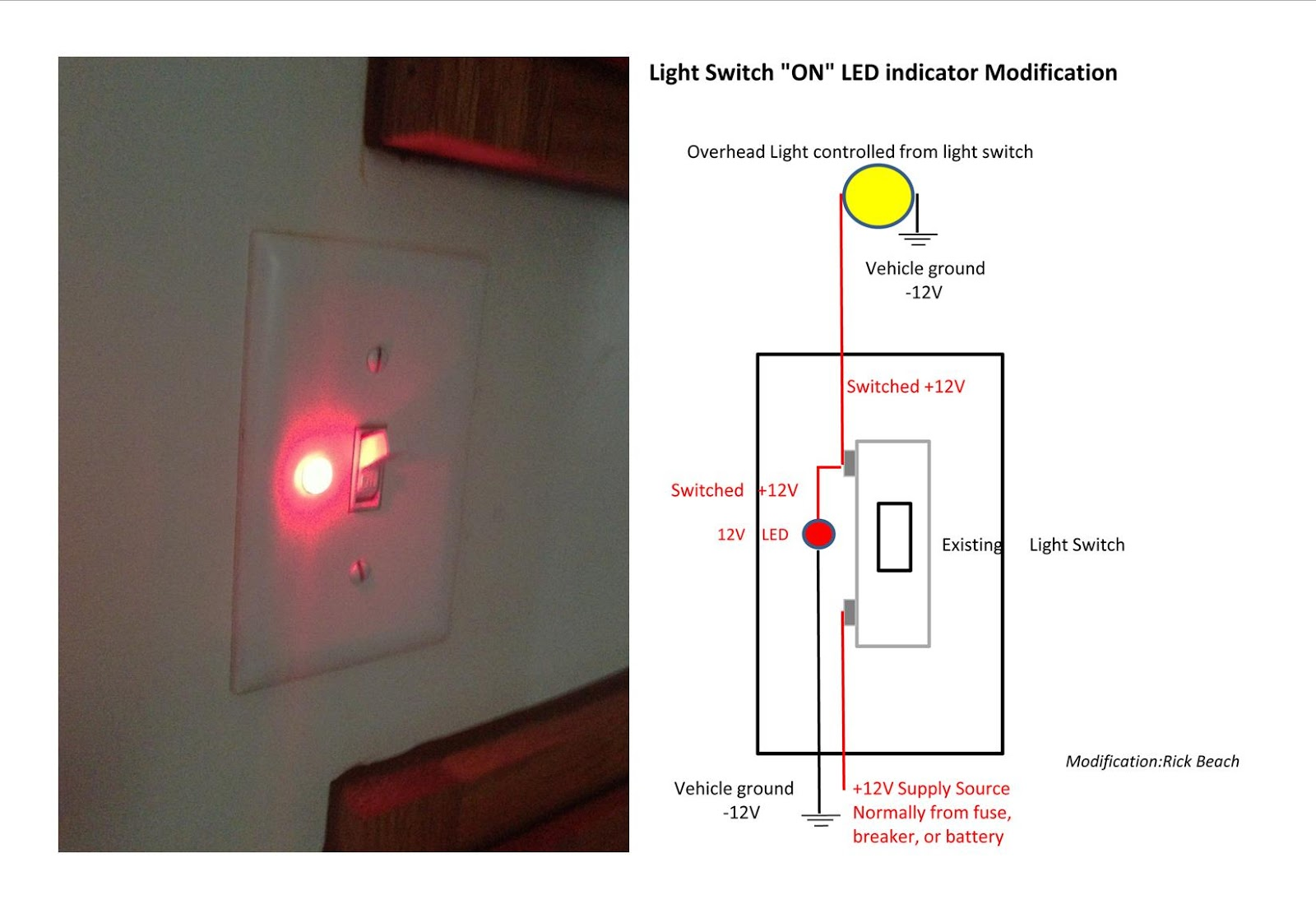 home light wiring