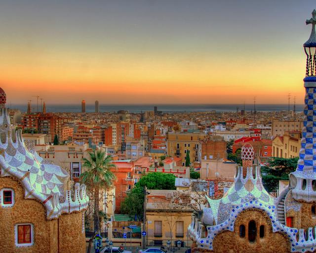 Ville Espagne Fond D  Ef Bf Bdcran