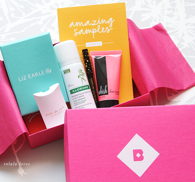 Birchbox BYOB, Birchbox Build your own Birchbox, Birchbox, Birchbox Beauty Box