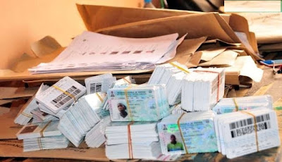INEC May Consider Burning Unclaimed PVCs