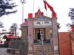 Jakhu Temple Shimla - Himachal Pradesh