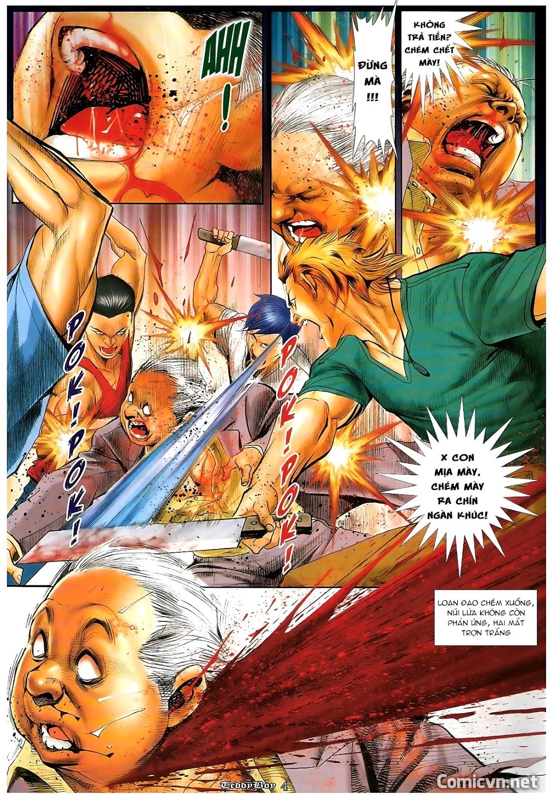 Người Trong Giang Hồ - Chapter 1210: Giải tán - Pic 3