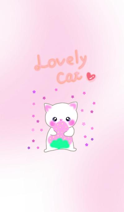 Lovely Cat .