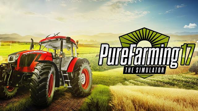 Presentado el tráiler oficial de Pure Farming 17