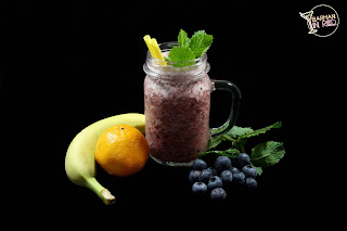 smoothie cranberry