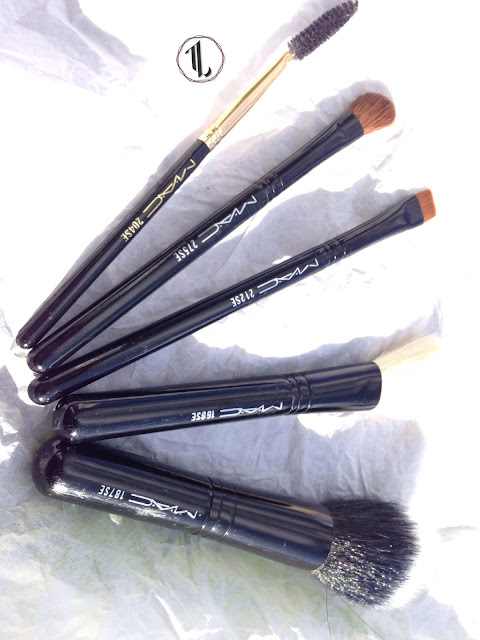 M.A.C Special Edition brushes