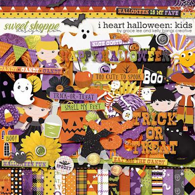 I Heart Halloween: Kids