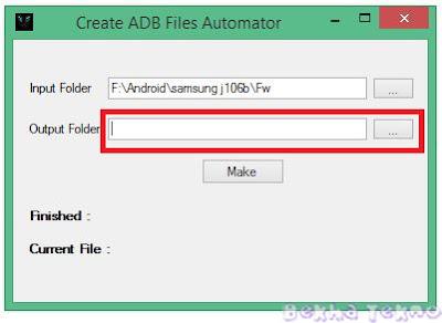 Membuat File Enable ADB Debugging Samsung Untuk ByPass FRP Akun Google All Tipe Samsung 2018