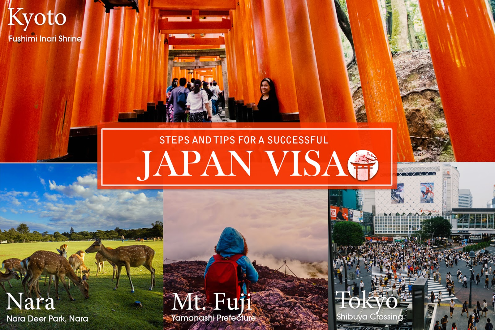 Steps and Tips for a successful Japan Visa for Filipinos