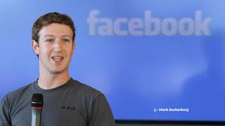 Mark Zuckerberg – US$ 53.8 bilhões (EUA) – Facebook