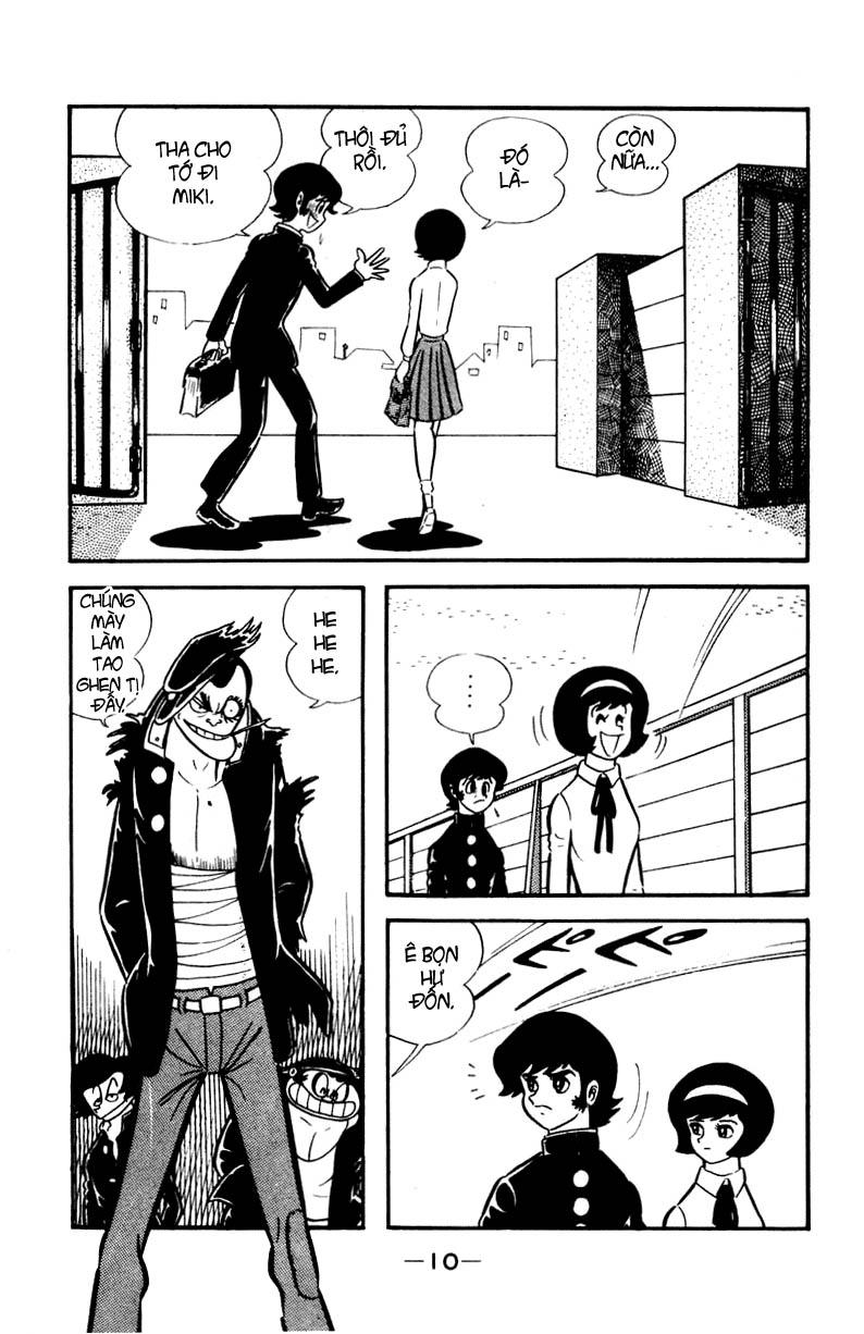 DevilMan chapter 1.2 trang 4