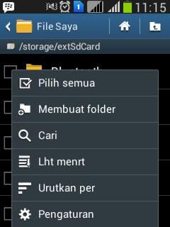 Menyembunyikan (Hidden) Folder di Android Tanpa Aplikasi