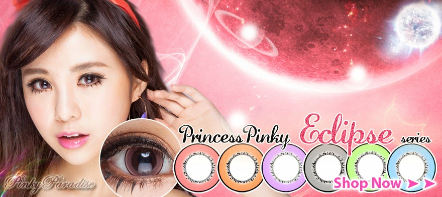 New Products - Princess Pinky Eclipse Series