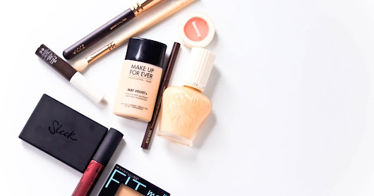 Everyday Makeup Staples