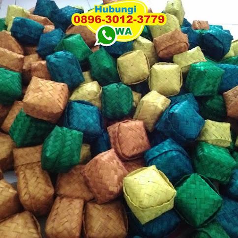 besek nasi dari bambu 51336