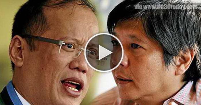 WATCH: Marcos Gustong paimbestigahan ang Pagkamatay kay Ninoy pero sabi ni Pnoy napatawad na daw nila kung sino man ang Gumawa Nun