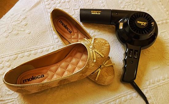 Truques de Mulher - Lacear Sapatos