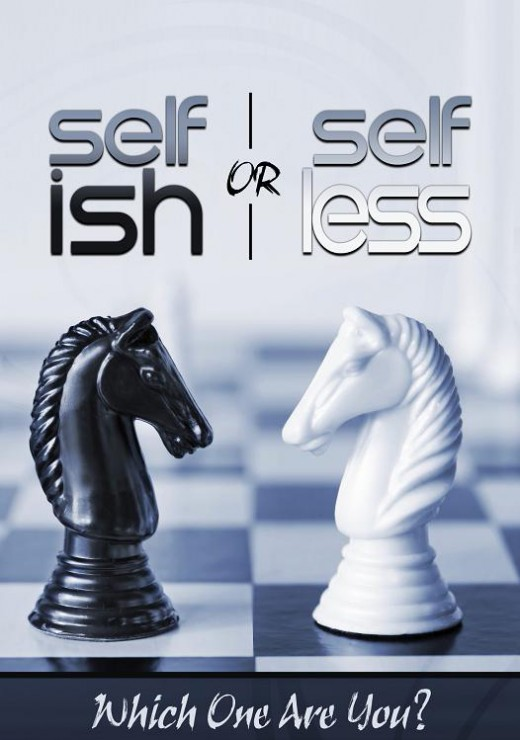 sai student experiences and musings when selfishness disguises  the selfish gene