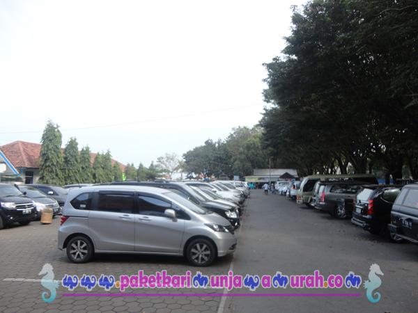 area parkir pelabuhan kartini jepara