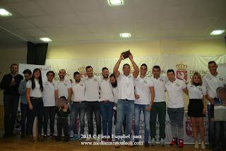equipo campeon copa diputacion