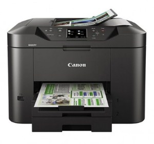 Canon MAXIFY MB2350 Driver and Manual Download