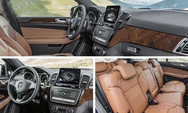 2019 Mercedes GLS Luxury Price
