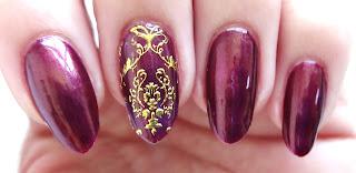Filigree Nails