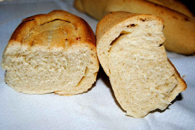 Pan Italiano. Receta