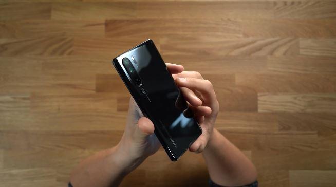 Huawei P30 Pro: Design