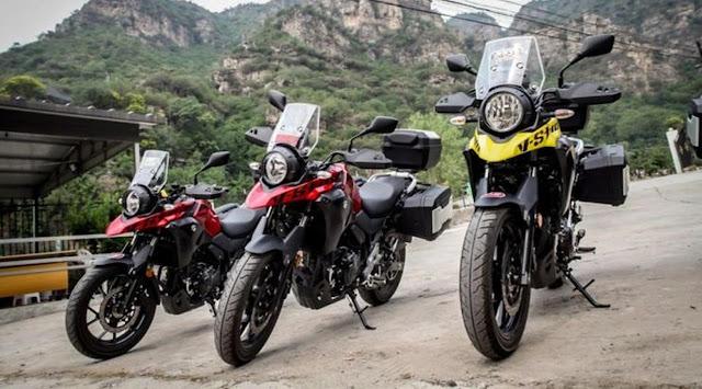Suzuki GSX-S150 TE, Jadi Pembuka Jalan V-Strom 250 ke Indonesia?