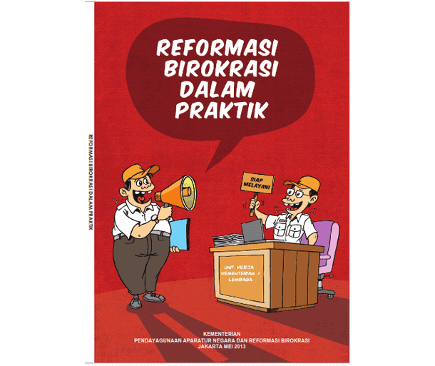 Buku Reformasi Birokrasi Dalam Praktik