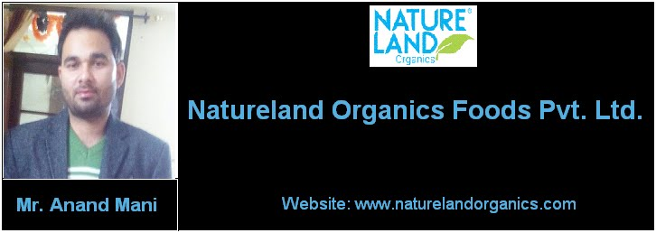 Natureland Organic Foods Pvt. Ltd.