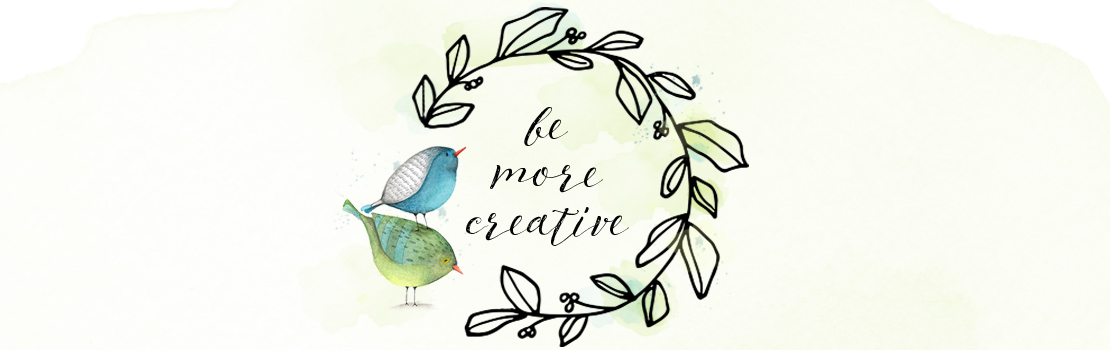 be more creative