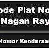 Kode Plat Nomor Kendaraan Nagan Raya