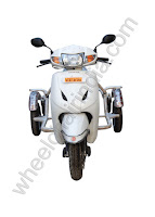 Side Wheel Attachment For Activa 3G