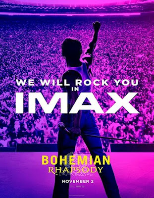 Bohemian Rhapsody 2018 Dual Audio [Hindi-English] 720p BluRay 1.2GB ESubs