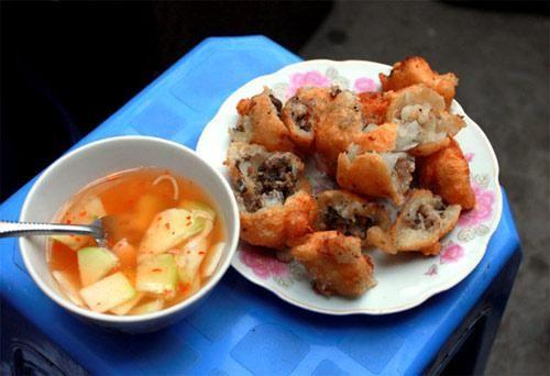 Bánh rán ngõ 135 Phương Mai