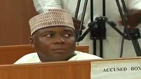 saraki docked court