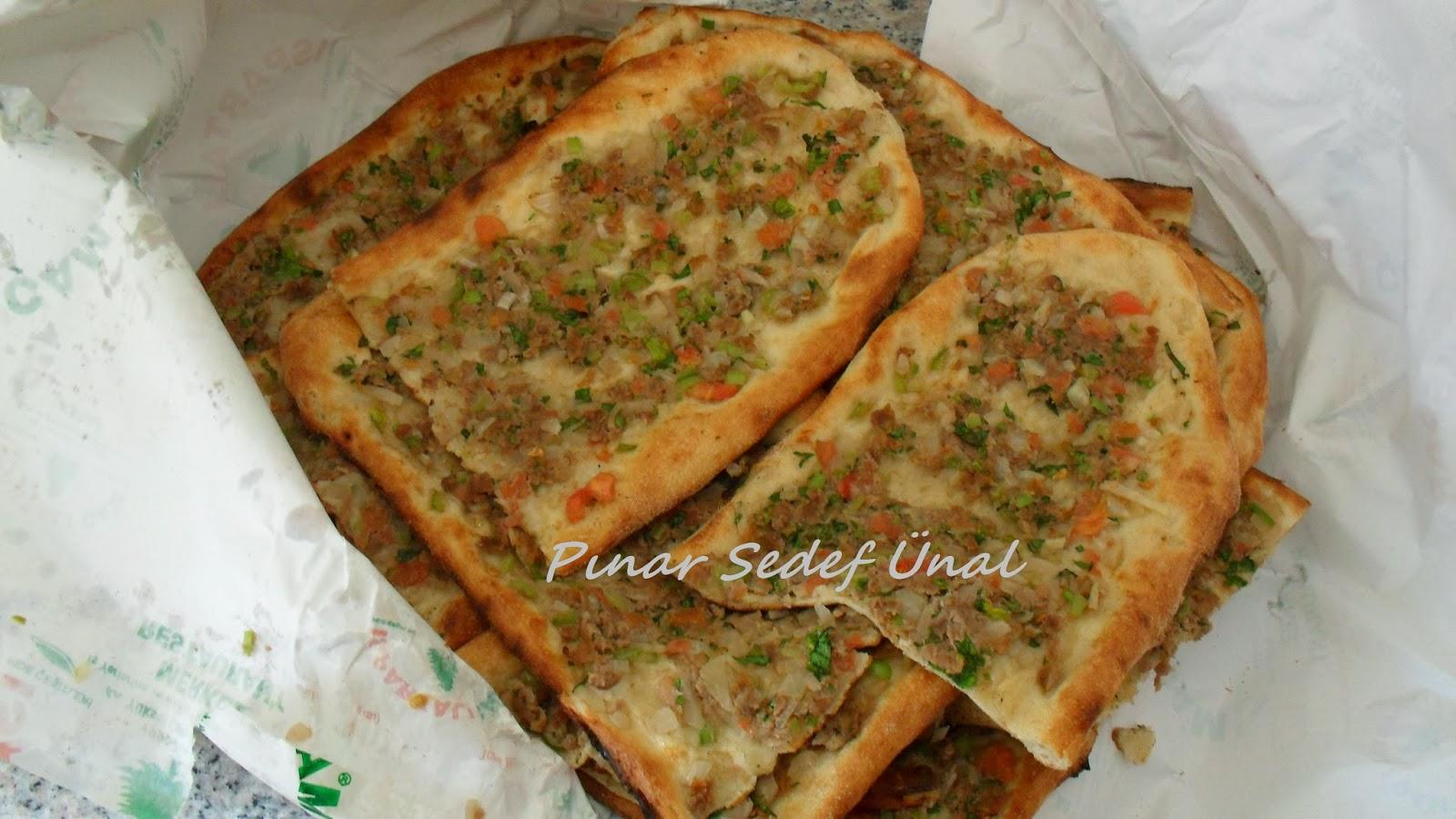 Kıymalı Ekmek