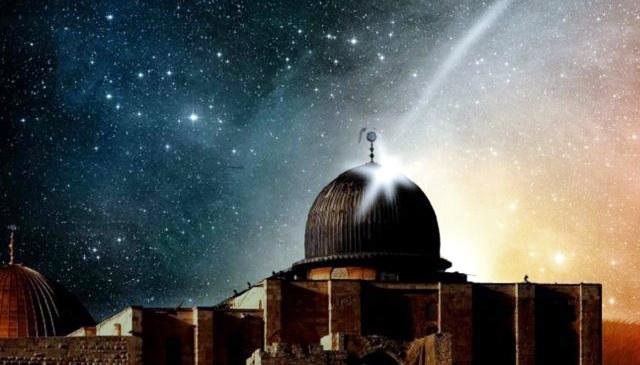 Di Malam Isra Miraj, Rasulullah Diberi Amalan Dzikir Dahsyat Ini Oleh Nabi Ibrahim