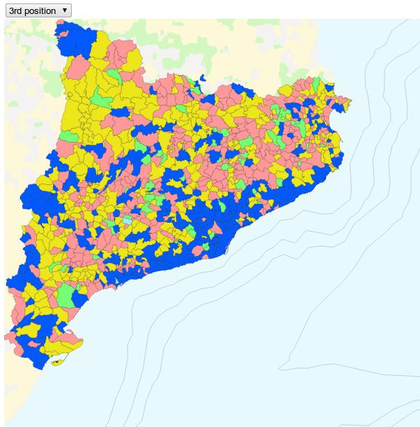 GeoExamples: 2012