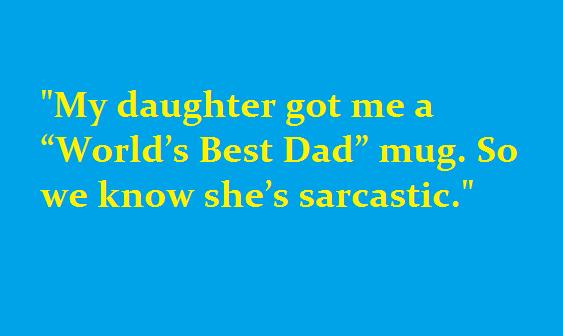 Funny Dad Quotes
