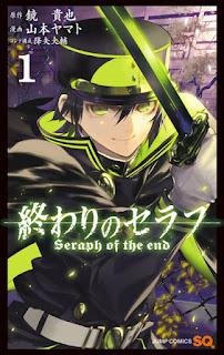 Manga Owari no Seraph Volume 01